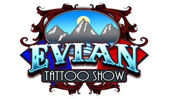Evian Tattoo Show